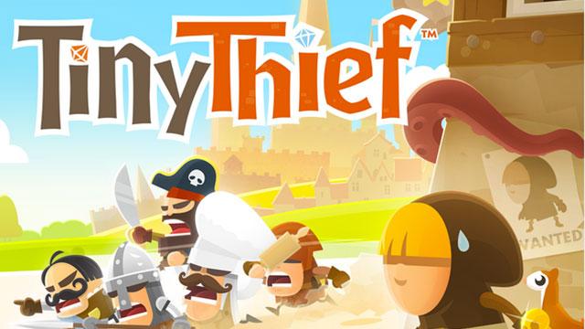 tiny thief android app