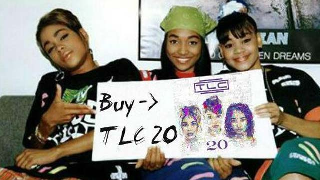 TLC 20 New Album, TLC Good Morning America Performance, TLC GMA CrazySexyCool, CrazySexyCool: The TLC Story