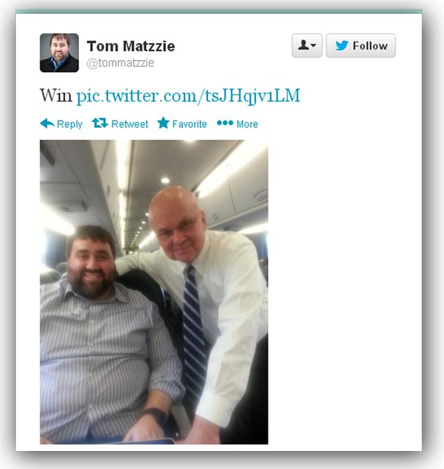 Tom Matzzie