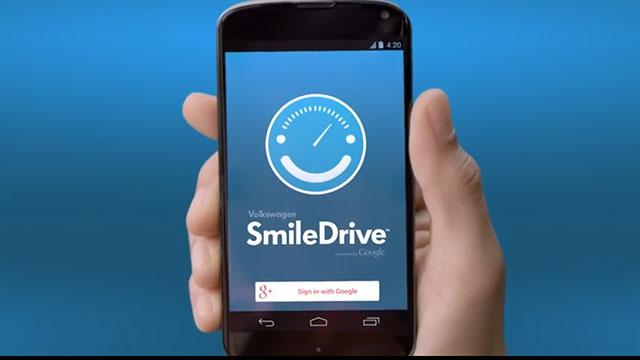 volkswagen smiledrive android app