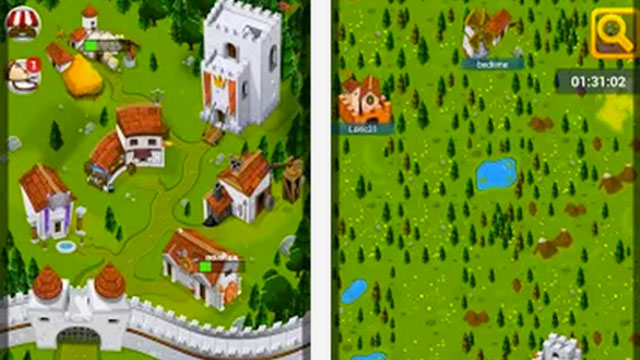 war kingdoms strategy games rts android app