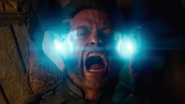 new xmen trailer 2014
