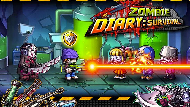 zombie diary android app