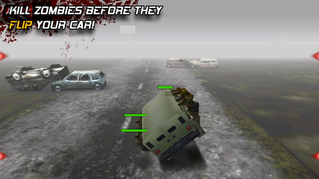 zombie highway android app