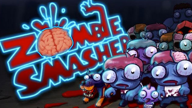 zombie smasher android app