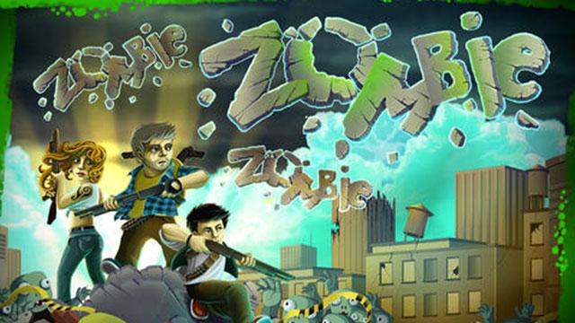 zombie zombie zombie iphone app