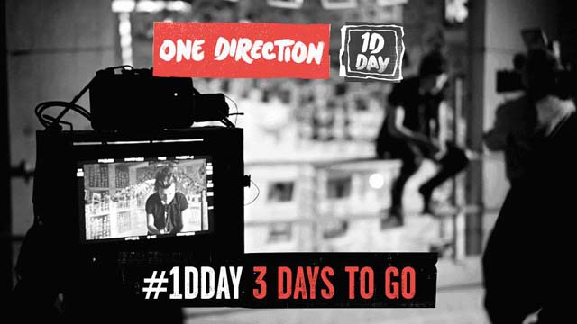 1D Day One Big Drop In, 1D Day Live Streaming, 1D Day Google+ Hangout Parties, One Direction Surprises Google+, 1D Day Surprises Fans