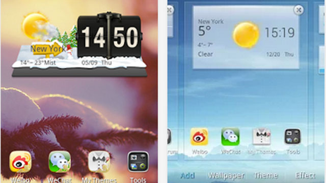 91 launcher android app