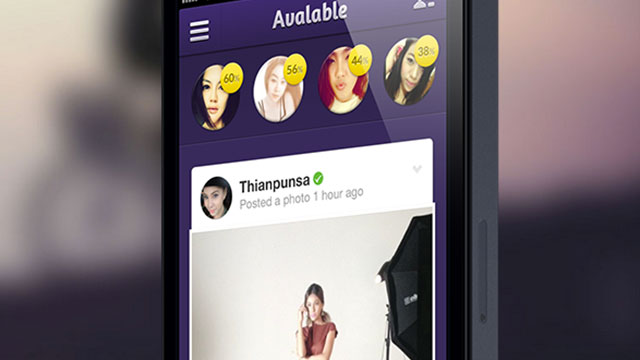 avalable dating android app