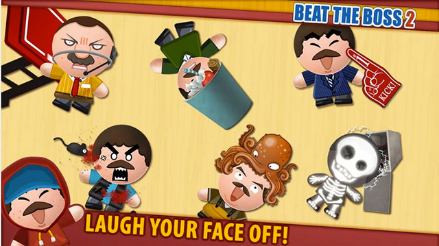beat the boss 2 android app