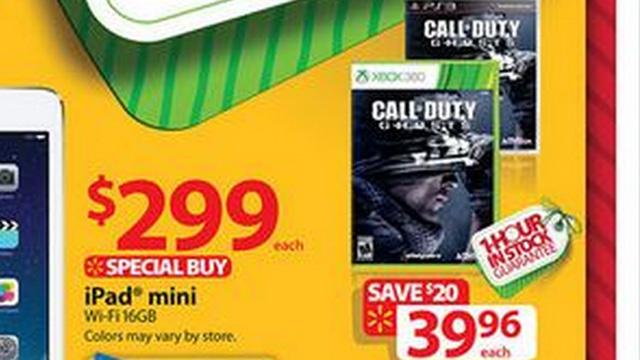 Black Friday 2013 Video Games
