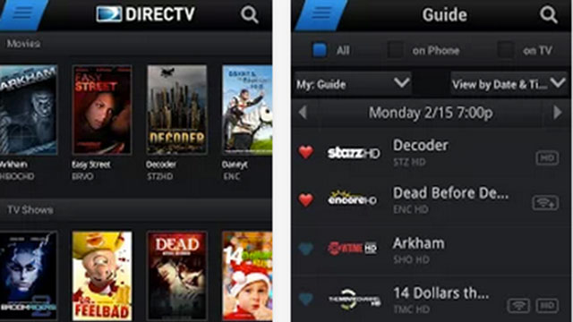 directv android app