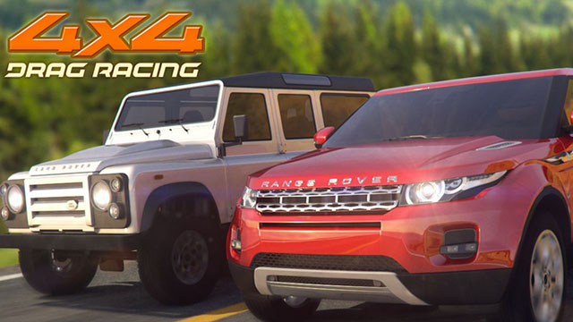 drag racing 4x4 android app