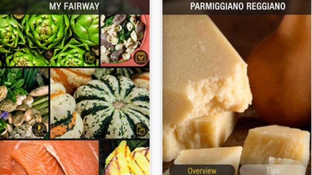 fairway market iphone app