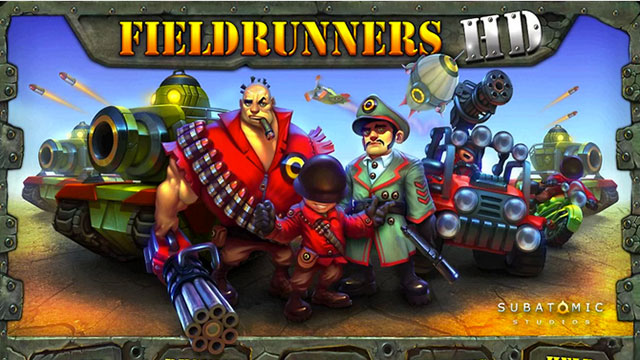 fieldrunners hd android app