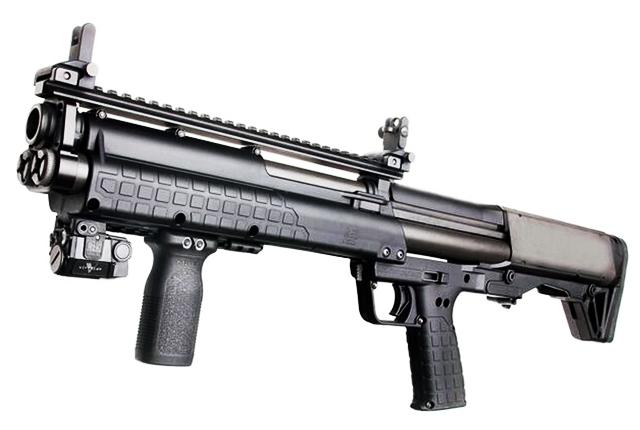 george zimmerman shotgun