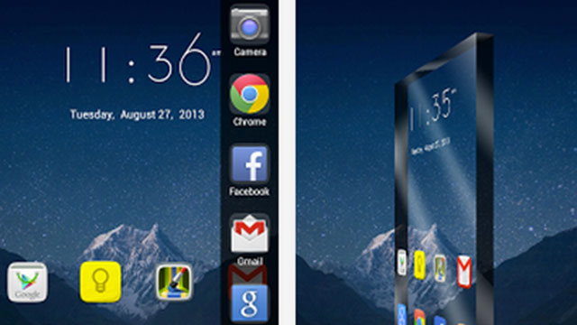 go launcher prime android app
