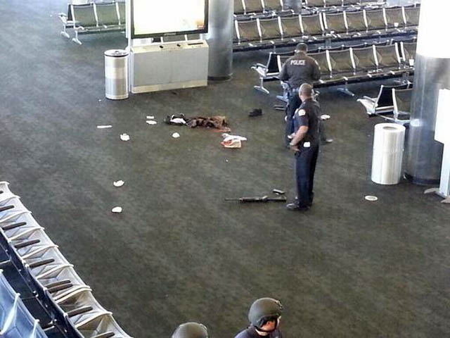 lax shooting gun