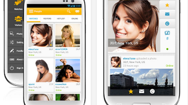 ilove dating android app
