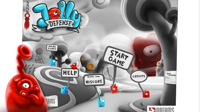 jelly defense android app