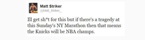 Matt Striker Twitter