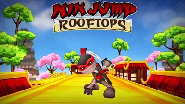 NinJump Rooftops