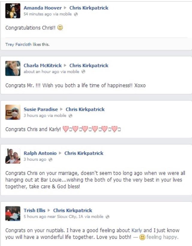 Chris Kirkpatrick Marries Karly Skladany, Chris Kirkpatrick NSync Wedding, Chris Kirkpatrick Married Karly Skladany, Justin Timberlake Ushers Chris Kirkpatrick's Wedding