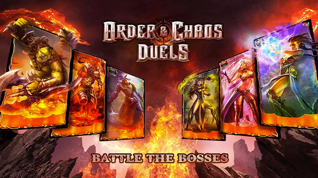 order and chaos android app
