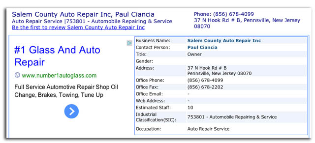 paul ciancia pennsville