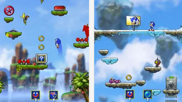 sonic jump android app