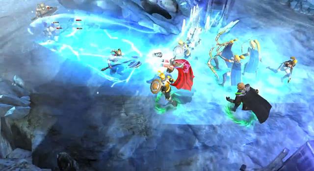 Thor The Dark World Tips Tricks