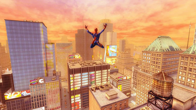the amazing spider-man android app