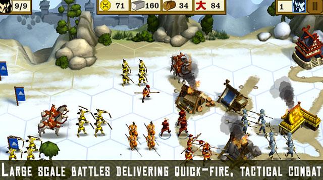 total war battles android app