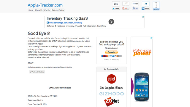 what-is-apple-tracker