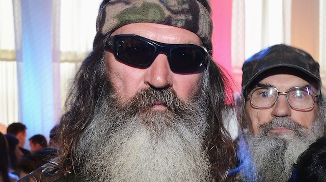 phil robertson suspended