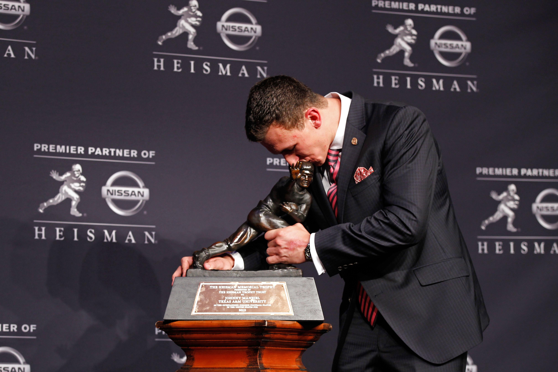 Johnny Manziel, Johnny Football, Heisman Trophy finalists, college football