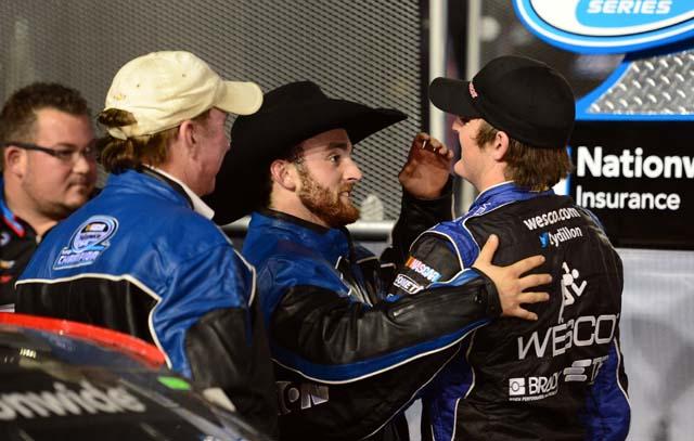 Austin Dillion, NASCAR