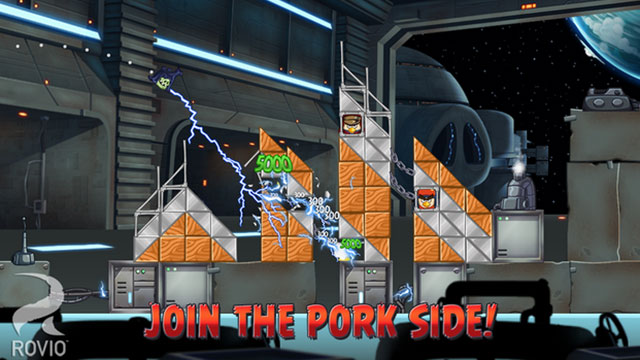 angry birds star wars android app