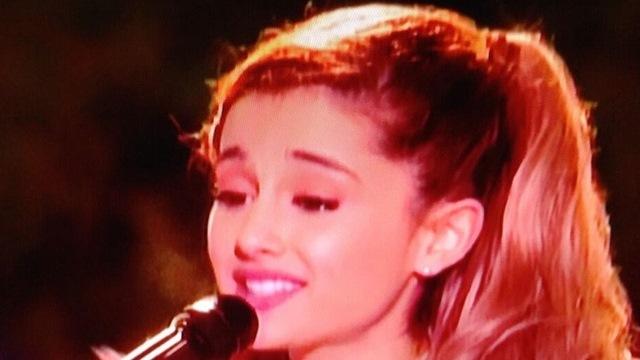 Ariana Grande Christmas in Rockefeller Center, Christmas in Rockefeller Center 2013 Ariana Grande, Ariana Grande Performs Last Christmas, Christmas in Rockefeller Center Ariana Grande Last Christmas