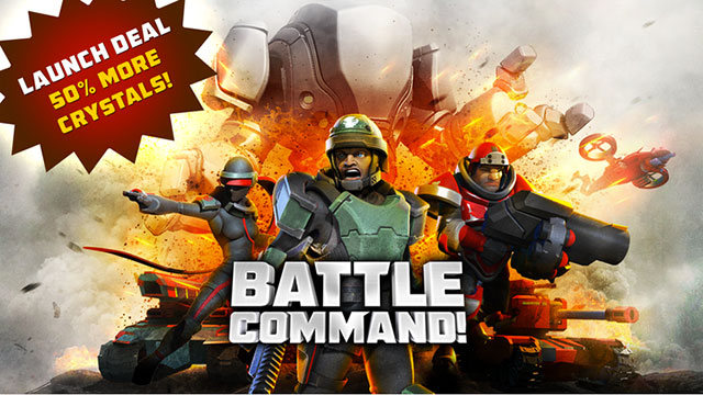 battle command android app