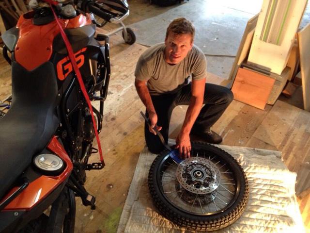 Beckwith motorcycle one