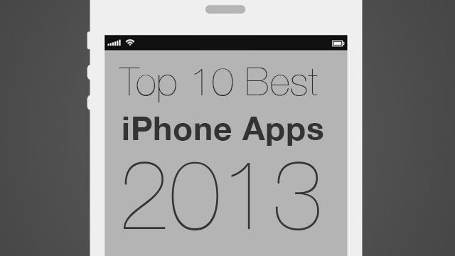 best iphone apps 2013
