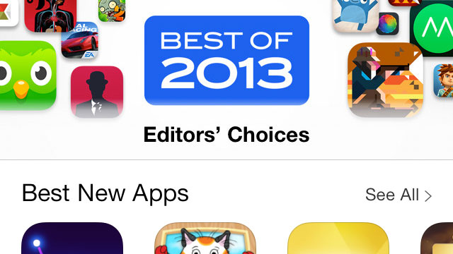 best new iphone apps