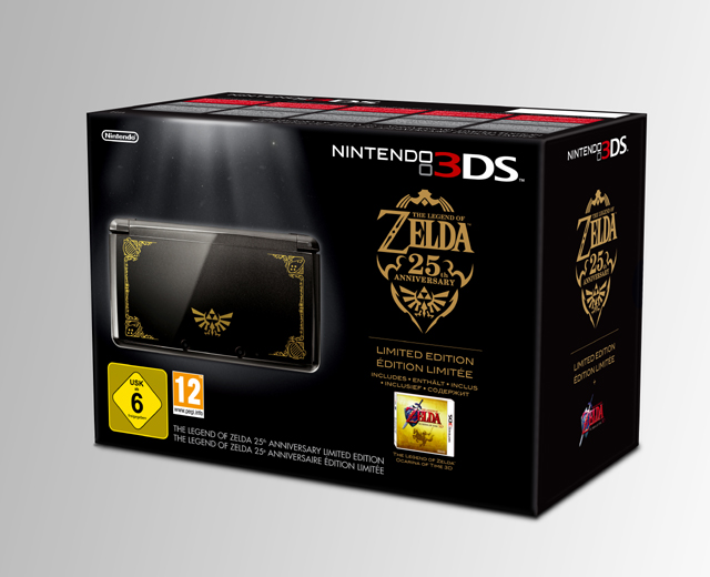 Black 3DS