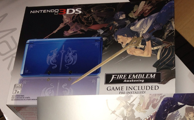 Fire Emblem 3DS Bundle