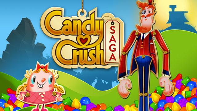 candy crush saga android app