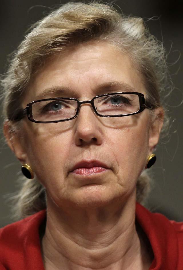 Christine Fox, Deputy Secretary of Defense, Obama appoints