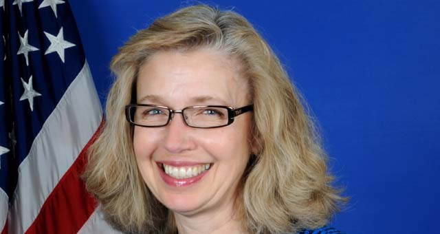 Christine Fox, Deputy Secretary of Defense, Obama appointment