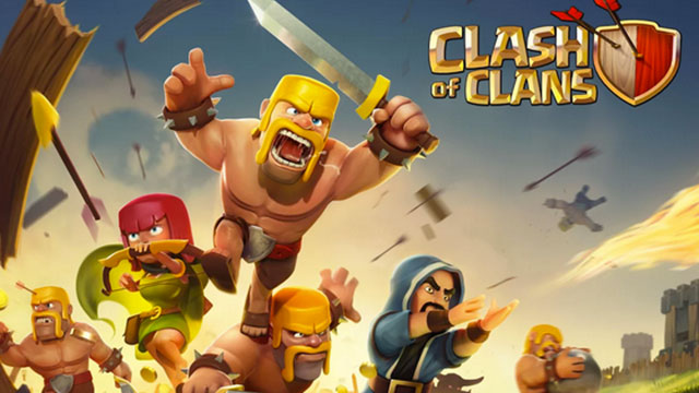clash of clans android app