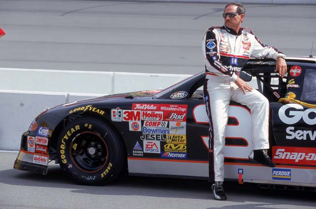 Dale Earnhardt, Austin Dillon, Gil Martin, NASCAR